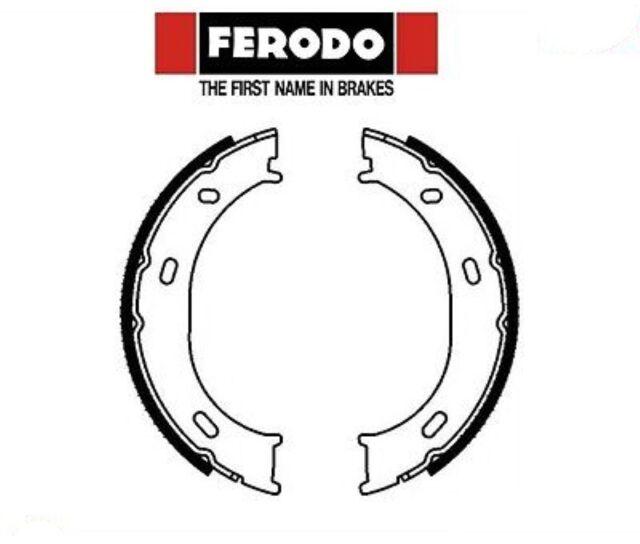 FSB624 Kit ganasce, Freno stazionamento (FERODO)