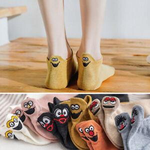 Candy-Color-Women-Socks-Animal-Cartoon-Embroidered-Harajuku-Funny-Short-Socks