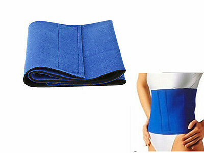 MGCA Yoga Slim Fit Waist Belt Trimmer Exercise Weight Loss Burn Fat Body Shaper