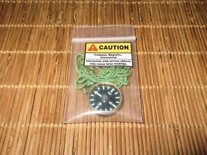 USGI SERE Mini Compass - Brass - MADE IN THE USA TOUGH - UNISSUED