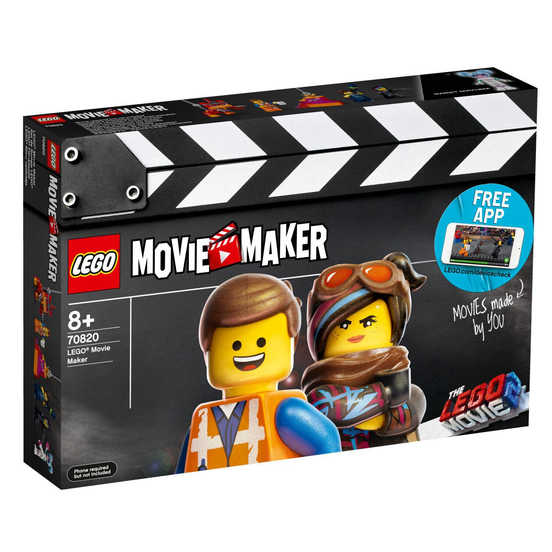 LEGO® THE MOVIE 2™ 70820 Movie Maker FREE APP IOS mit einer Filmkulisse N1/19
