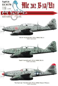 Eagle Cal 1/32 Messerschmitt Me-262b-1a/u1 Nightfighters De Njg 11 # 32170-afficher Le Titre D'origine Wdimzgv8-07181936-889263689