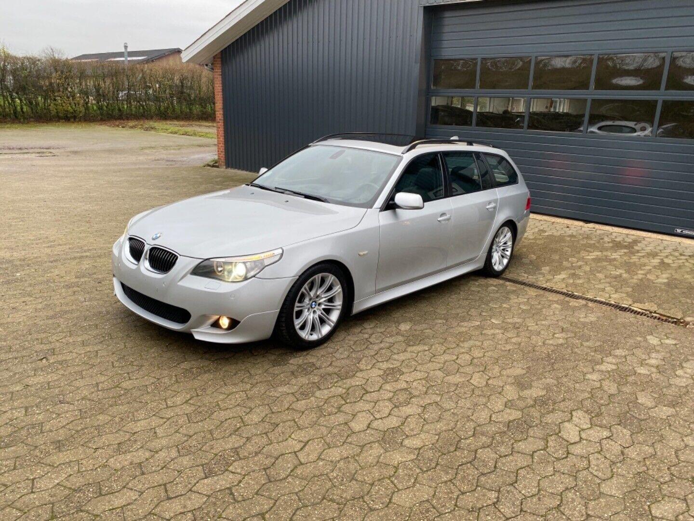 BMW 535d 3,0 Touring Steptr. 5d - 139.900 kr.