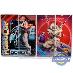 25 X Game Box Protections Pour Amiga & Spectre Solide En Plastique 0.5 Mm Display Case-afficher Le Titre D'origine Gqytfkvn-07164824-486350410