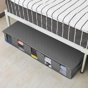 Large-Capacity-Under-bed-Storage-Bed-Bags-Shoes-Duvet-Clothes-Storage-Container
