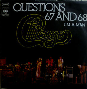 7-034-1969-RARE-RI-VG-CHICAGO-Questions-67-and-68-I-m-A-Man