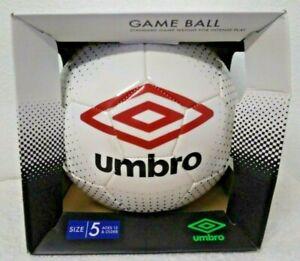 umbro soccer ball