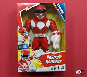 Power Rangers Mega Mighties - Red Ranger