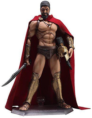 Max Factory Figma 270 Movie 300 Sparta King Leonidas Action Figure