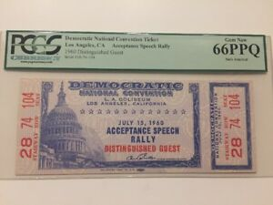 1960-Democratic-National-Convention-Acceptance-Speech-John-Kennedy-Ticket-PCGS