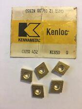 5 Inserts Kennametal NPR-332 KC850 Carbide Inserts