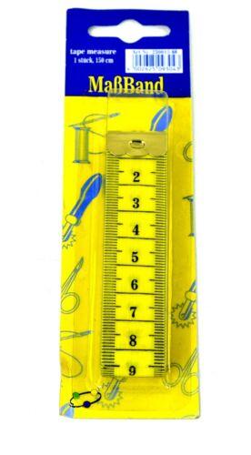 Cinta métrica 150 cm schneidermaßband cinta portadora bandmass