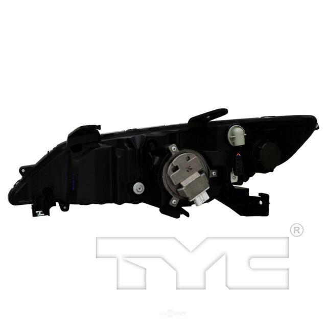 Headlight Assembly-Base, Sedan Right TYC 20-9729-00-1 Fits