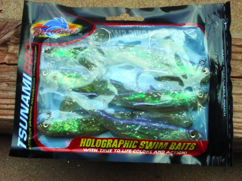 CASE LOT OF 96 Tsunami Pro Holographic 4