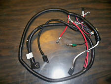 craftsman riding lawn mower wiring harness 138982 ebay rh ebay com riding lawn mower wiring harness riding lawn mower wiring harness