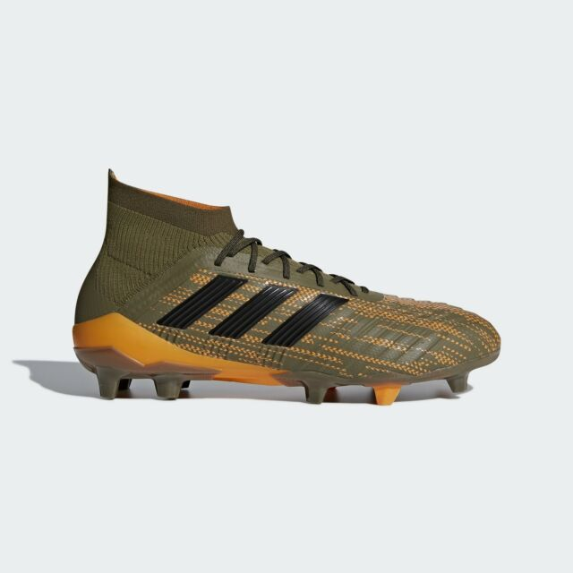 467af0ce9 Adidas Predator 18.1 FG Men s Soccer Cleats Trace olive CM7412 X Copa  Mercurial