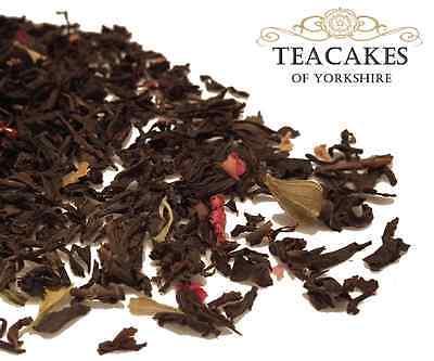 Black Loose Leaf Tea Rose Congou Best Quality 100g 250g 500g 1kg Caddy Gift Set