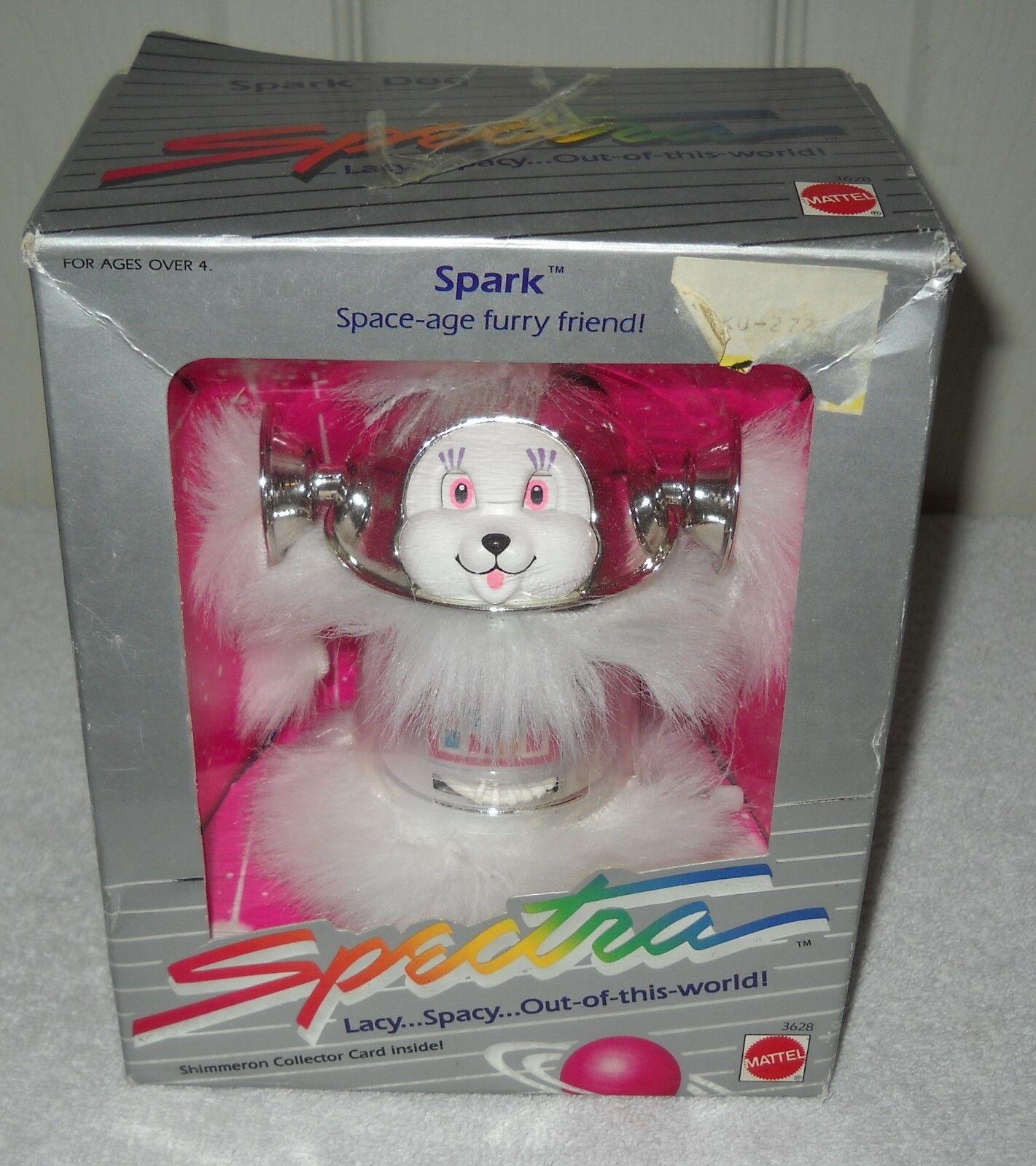 Nuevo en Caja Vintage Mattel Spectra-Spark el perro