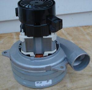NEW-Kleen-Rite-Ametek-Lamb-Vacuum-Motor-220V-Q6600-096A-B11-ECP-Tangential-Titan