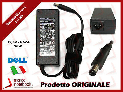 NUOVO Originale Originale Dell Inspiron 15r-5520 Laptop Notebook Slim Alimentatore