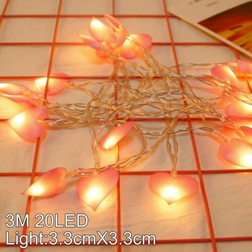 Soyon Cute Flamingo Fairy String Lights For Wedding Party Decoration 2M 20LED