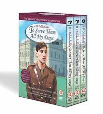 To Serve Them All My Days - Parts 1, 2 , 3  John Duttine, Frank 1980 New Dvd