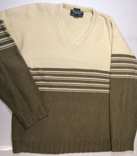 SWEATER FIEND CLOTHING COMPANY SIZE XL