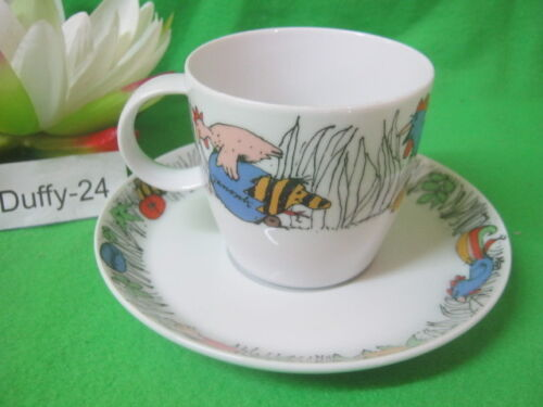 Kaffeetasse 2 tlg  Janosch  Osterland von Thomas mehr da