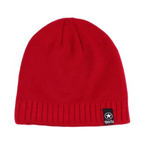 Mens Pro Climate Waterproof Windproof Thin sulate Knitted Beanie Hat Hot