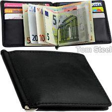 PICARD, Geld-Clip-Klammer Geldbörse (flach 1,1cm), Geldtasche, Portemonnaie, NEU