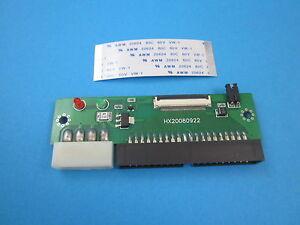 1-8-034-ZIF-CE-a-3-5-034-IDE-HDD-Adattatore-Cavo-Flex-40-pin