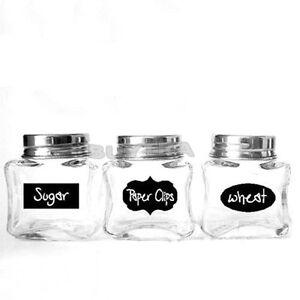 36x-Tiza-Pequena-Tablero-Negro-Mason-Jar-Etiquetas-Pegatinas-Pizarra-Venta-Cali