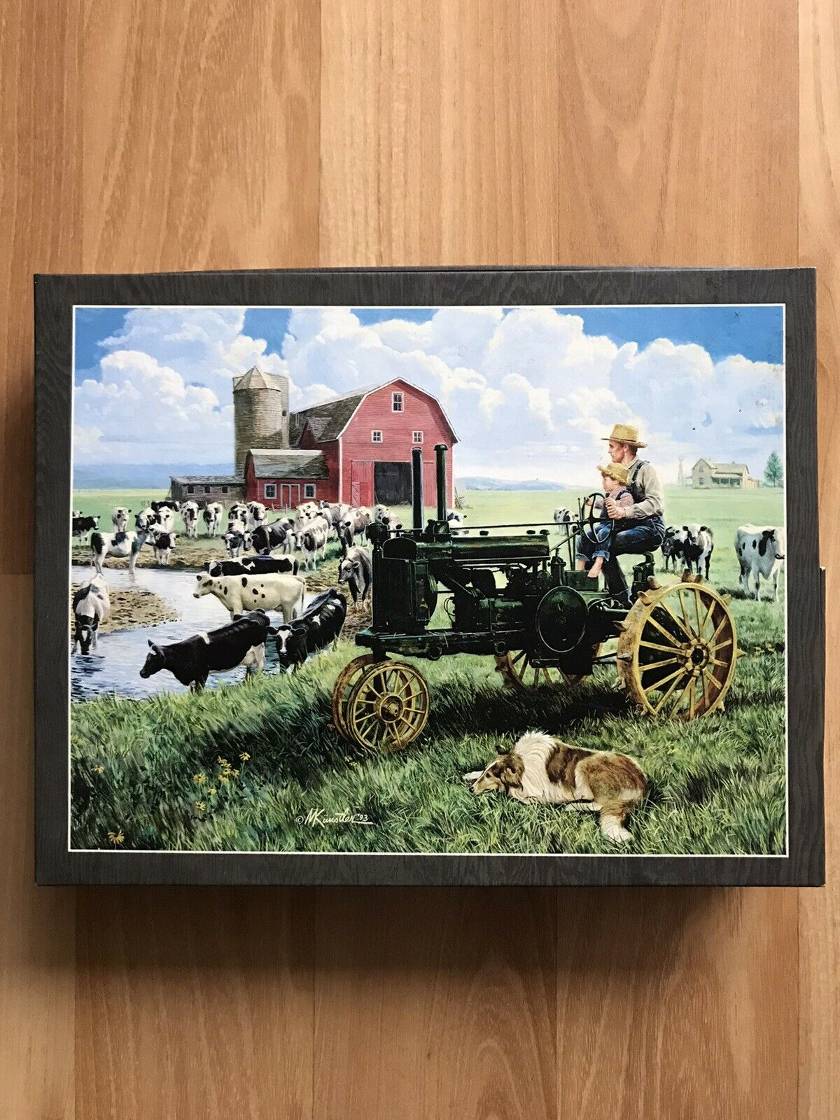 "Jigsaw Puzzle 500 Pieces 24/""X18/""-Fresh Bunch"