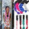 Fashion Women Exquisite Jumbo Braiding Hair Tone Braid Ponytail Hair Extensions