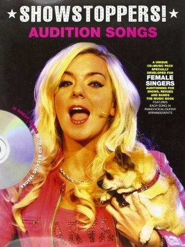 Audition Songs For Femaile Singers: Showstoppers, New Books