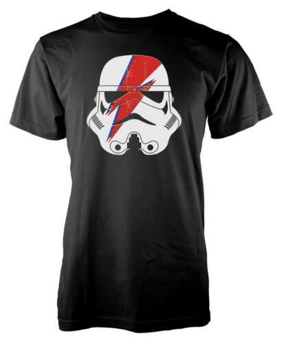 Storm Trooper Mask Red Lightening Helmet Kids T Shirt