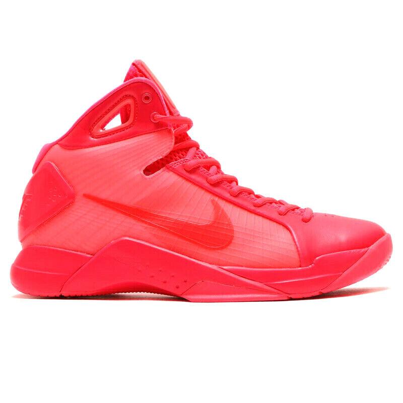 Nike Hyperdunk '08 BEIJING OLYMPICS SOLAR RED KOBE BRYANT 820321-600 sz 7 Men's