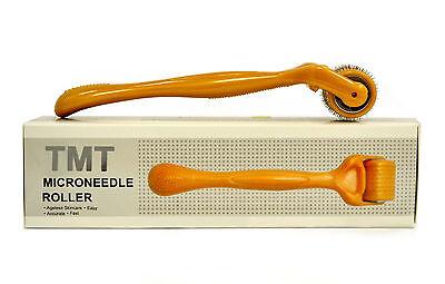 TMT Roller Micro Needle Derma Skin Roller 0.5 mm Ligthen Color Spots,Acne,Scars