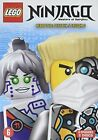 Lego Ninjago Masters of Spinjitzu Complete Season 3 DVD Series R2 UK Compatible