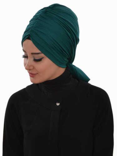 Bo-01 fini foulard pratiquement Hijab Bone türban esarp Sal Tesettür Khimar