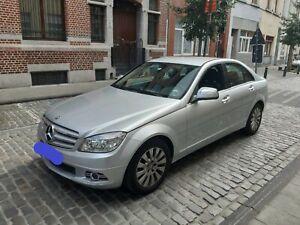 Mercedes-benz-C220-Diesel-automaat-95-000km
