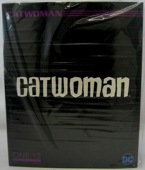 Catwohomme DC One-12 Collective Mezco Toys   Découvrez le moins cher