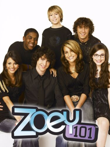 ZOEY 101 POSTER 2 Sizes Available Nickelodeon Teen Kids 01