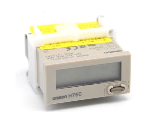 Omron  H7EC-N Digital Total Counter Totalizer H7ECN New