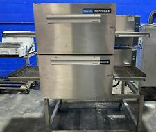 Lincoln Impinger 1132 023 A Electric Double Stack Pizza Conveyor Oven