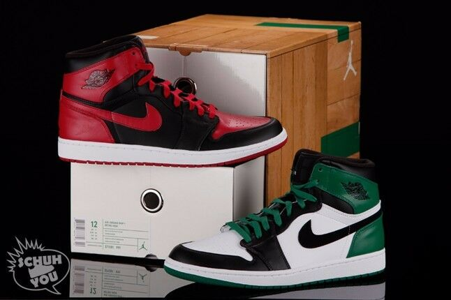 Deadstock Air Jordan 1 Retro Chicago Bulls 2009 - 332550-061 Size 11 NEW & RARE