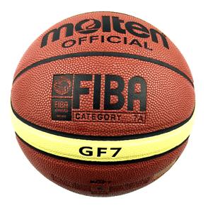 Viernes Negro GF7 Bola Molten Fiba Baloncesto, LIBRE + FAST Delivery (tamaño 7)