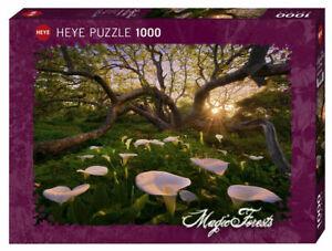 Heye Puzles - 1000 Piezas Puzle Rompecabezas - Cala Limpieza HY29906