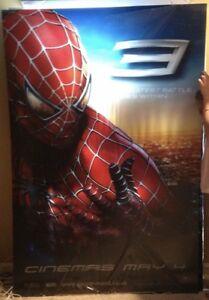 b5cd4d90dd081 Bus Shelter 6x4 Ft LENTICULAR - Spiderman 3- 3D Original Movie ...