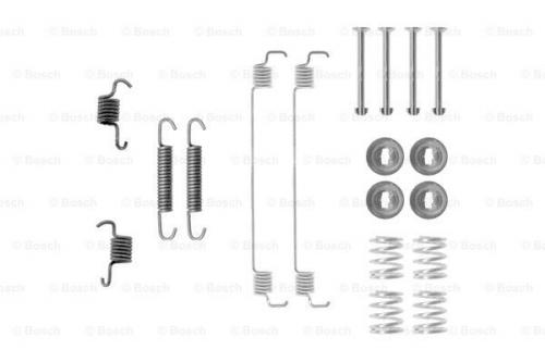 Zubehörsatz, Bremsbacken für Bremsanlage Hinterachse BOSCH 1 987 475 264